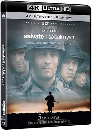 Salvate il soldato Ryan (1998) (4K Ultra HD + Blu-ray)