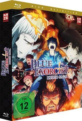 Blue Exorcist: Kyoto Saga - Vol. 1 - Staffel 2.1 (+ Sammelschuber, Limited Edition)