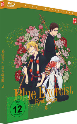Blue Exorcist: Kyoto Saga - Vol. 2 - Staffel 2.2