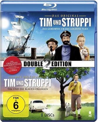 Tim und Struppi - Das Geheimnis um das Goldene Vlies / Tim und die blauen Orangen (2 Blu-ray)