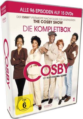 Cosby - Die komplette Serie - Staffel 1-4 (15 DVDs)