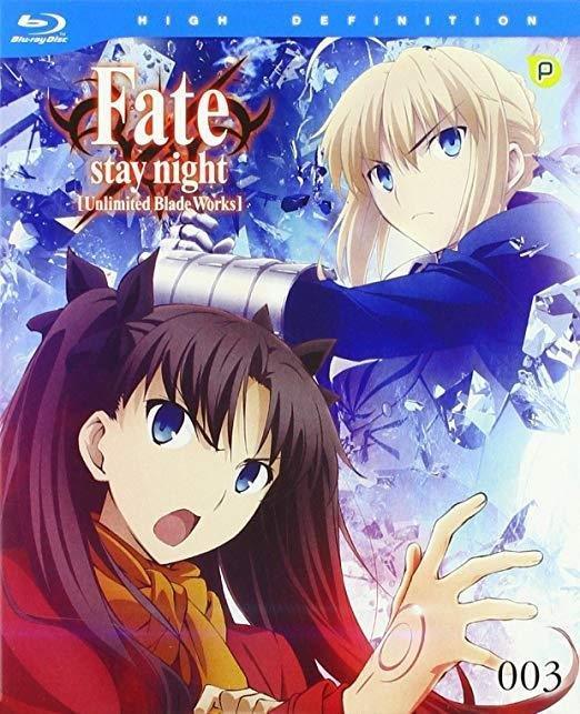 Fate/Stay Night: Unlimited Blade Works - Vol. 3 - Staffel 2.1