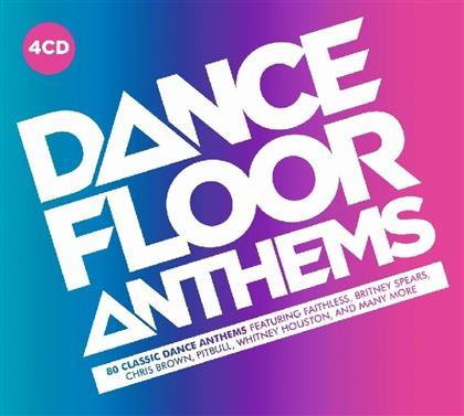 Dancefloor Anthems (4 CDs)