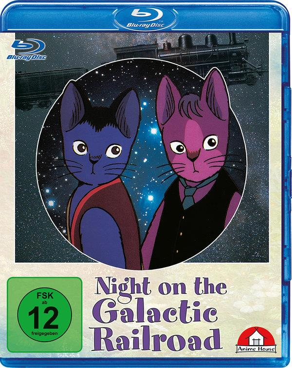 Night on the Galactic Railroad (1985)