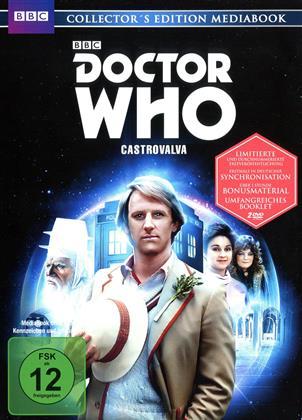 Doctor Who - Castrovalva (BBC, Collector's Edition, Mediabook, 2 DVDs)