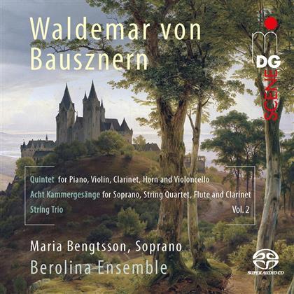 Waldemar von Bausznern (1866-1931) & Berolina Ensemble - Kammermusik Vol.2 (SACD)