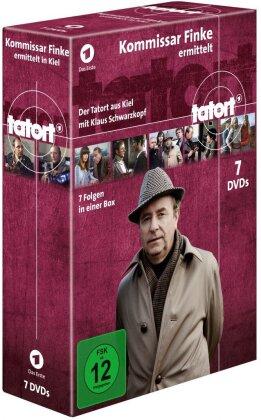 Tatort - Kiel - Kommissar Finke ermittelt (7 DVDs)