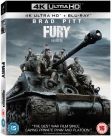 Fury (2014) (4K Ultra HD + Blu-ray)