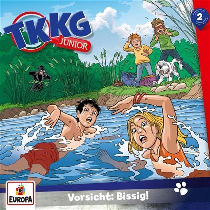 TKKG Junior - 002/Vorsicht: Bissig!