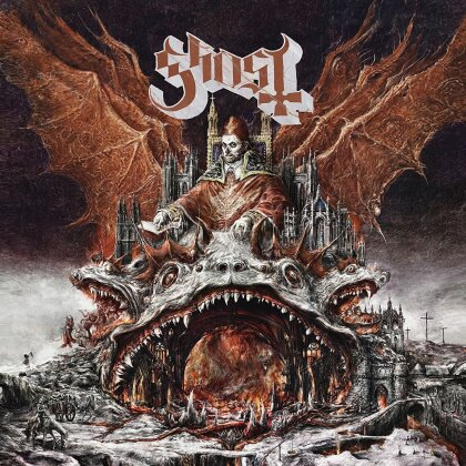 Ghost (B.C.) - Prequelle (Loma Vista)