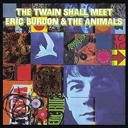Eric Burdon & The Animals - Twain Shall Meet (Music On CD)