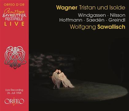 Richard Wagner (1813-1883), Wolfgang Sawallisch, Joseph Greindl, Grace Hoffman, Egmont Koch, … - Tristan Und Isolde
