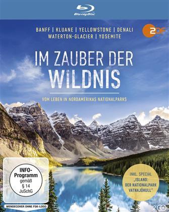 Im Zauber der Wildnis - Vom Leben in Nordamerikas Nationalparks (2 Blu-rays)