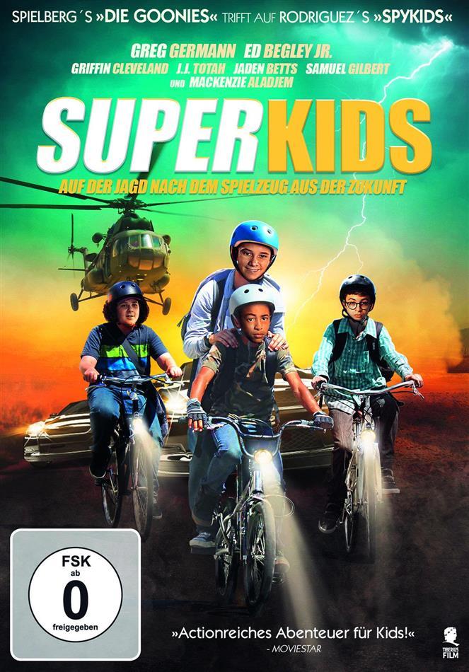Superkids - Die Jagd nach dem Spielzeug aus der Zukunft (2016)