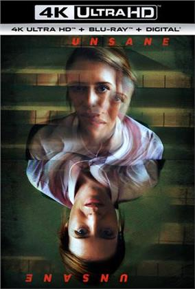 Unsane (2018) (4K Ultra HD + Blu-ray)