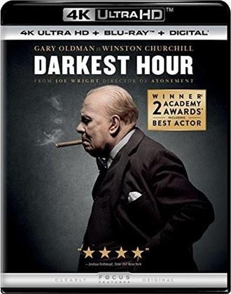 Darkest Hour (2017) (4K Ultra HD + Blu-ray)