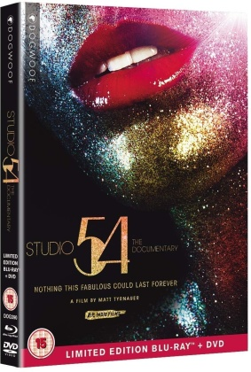 Studio 54 (2018) (Limited Edition, Blu-ray + DVD)
