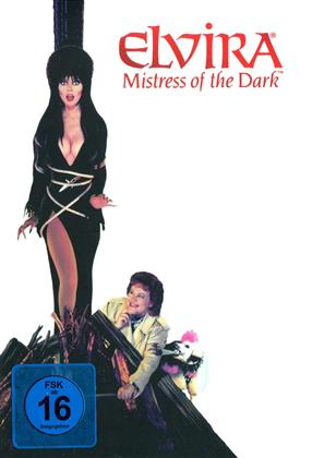 Elvira - Mistress of the Dark (1988) (Cover Dog, Edizione Limitata, Mediabook, Versione Rimasterizzata, Uncut, Blu-ray + DVD)