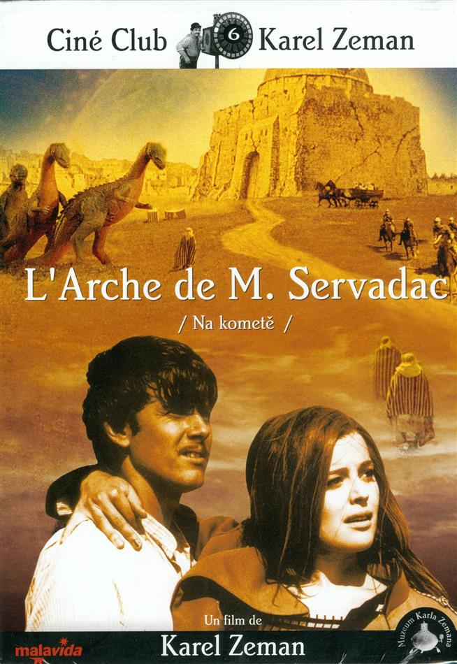 L'arche de M. Servadac (1970) (Digibook)