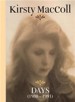 Kirsty MacColl - Days (Boxset, 4 CDs + DVD)