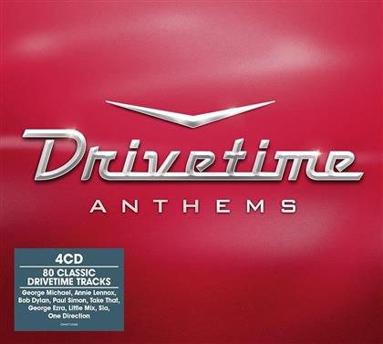 Drivetime Anthems (4 CDs)