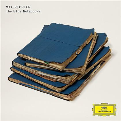 Max Richter - The Blue Notebooks (Limited Super Deluxe Edition, Erweiterte Neuausgabe, 2 CDs)