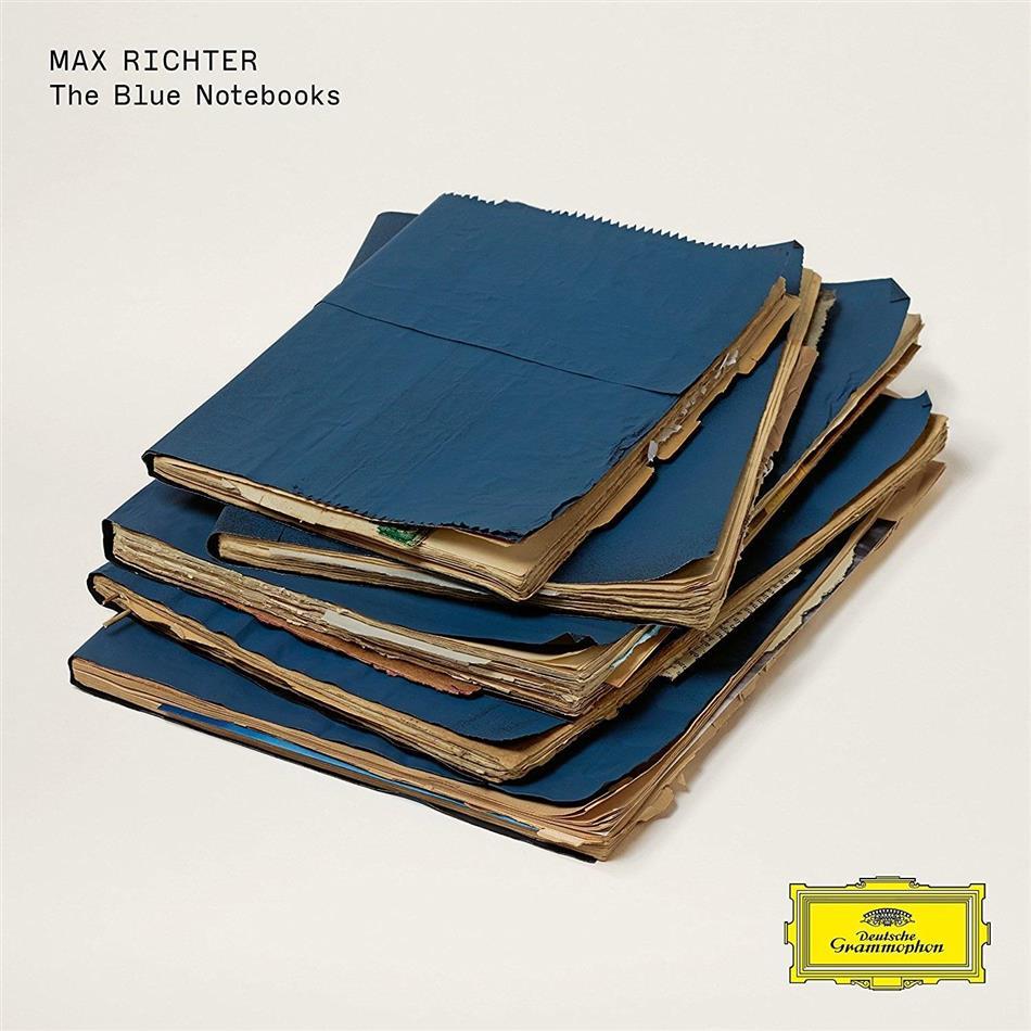 Max Richter - The Blue Notebooks (Limited Super Deluxe Edition, Erweiterte Neuausgabe, 2 CDs)