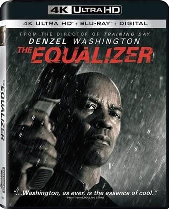 The Equalizer (2014) (4K Ultra HD + Blu-ray)
