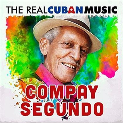 Compay Segundo - Real Cuban Music (Remastered, 2 LPs)