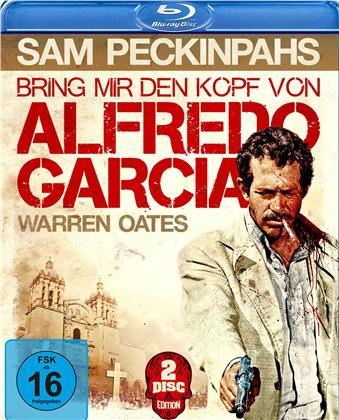 Bring mir den Kopf von Alfredo Garcia (1974) (Blu-ray + DVD)