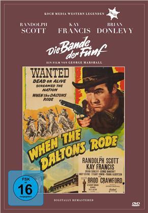 Die Bande der Fünf (1940) (Western Legenden, Digibook)