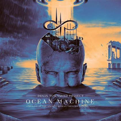 Devin Townsend - Ocean Machine-Live At The (3 CDs + DVD)