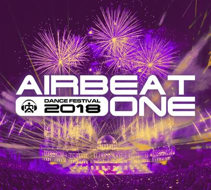 Airbeat One - Dance Festival 2018 (3 CDs)