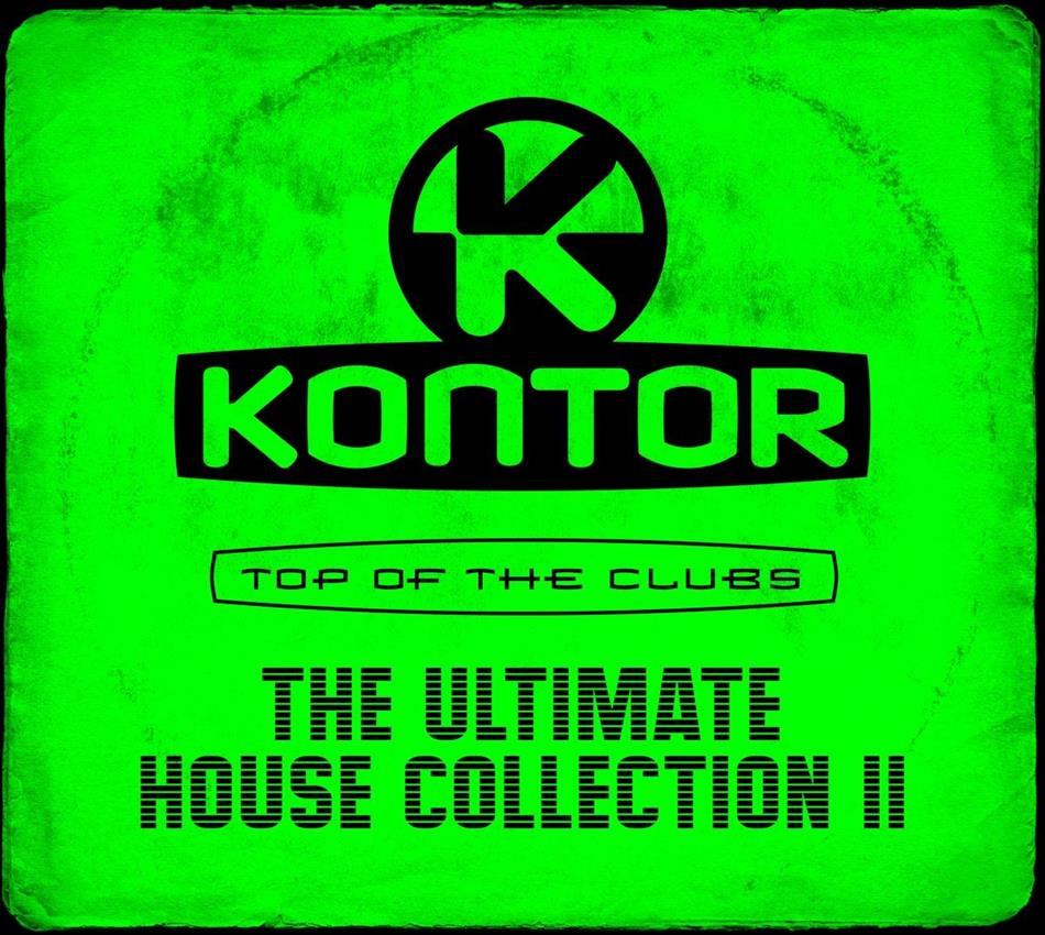 Kontor Top Of The Clubs - Ultimate House Collection 2 (3 CDs)