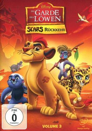 Die Garde der Löwen - Volume 3 - Scars Rückkehr