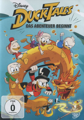 Duck Tales - Das Abenteuer beginnt