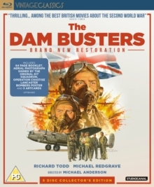 The Dam Busters (1955) (Vintage Classics, Collector's Edition, 5 Blu-rays)