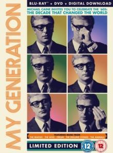My Generation (2017) (Limited Edition, Blu-ray + DVD)