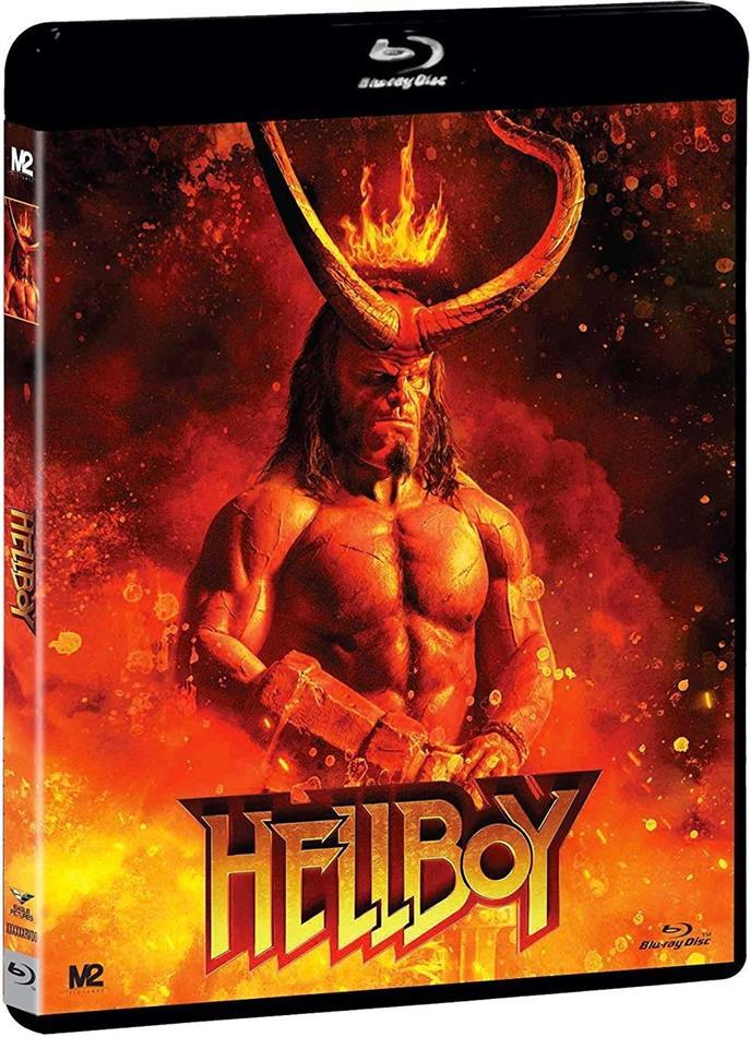 Hellboy - Call of Darkness (2019) (Blu-ray + DVD)