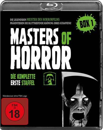 Masters of Horror - Staffel 1 (4 Blu-rays)