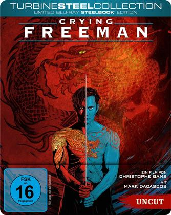 Crying Freeman (1995) (Turbine Steel Collection, Edizione Limitata, Steelbook, Uncut)