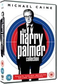 The Harry Palmer Collection (5 DVDs)