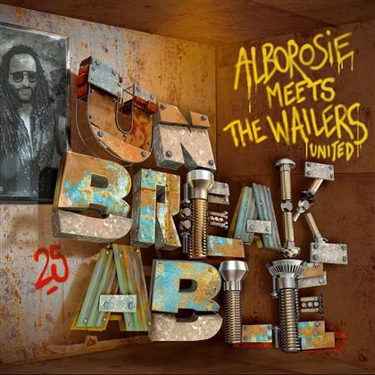 Alborosie - Meets The Wailers United - Unbreakable (LP)
