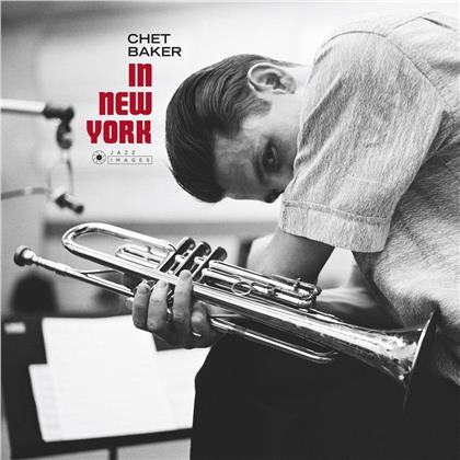 Chet Baker - In New York - Jazz Images (Gatefold, LP)