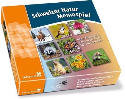 Schweizer Natur Memospiel