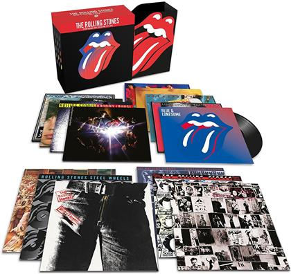 The Rolling Stones - Studio Albums Vinyl Collection 1971 - 2016 (Limited Edition, 20 LPs + Digital Copy)
