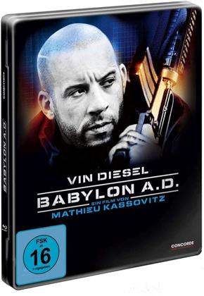 Babylon A.D. (2008) (FuturePak, Limited Edition, Steelbook)