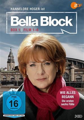 Bella Block - Box 1 (3 DVDs)