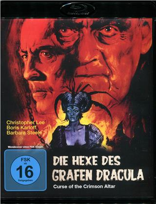 Die Hexe des Grafen Dracula - Curse of the Crimson Altar (1968) (Limited Edition, Uncut)