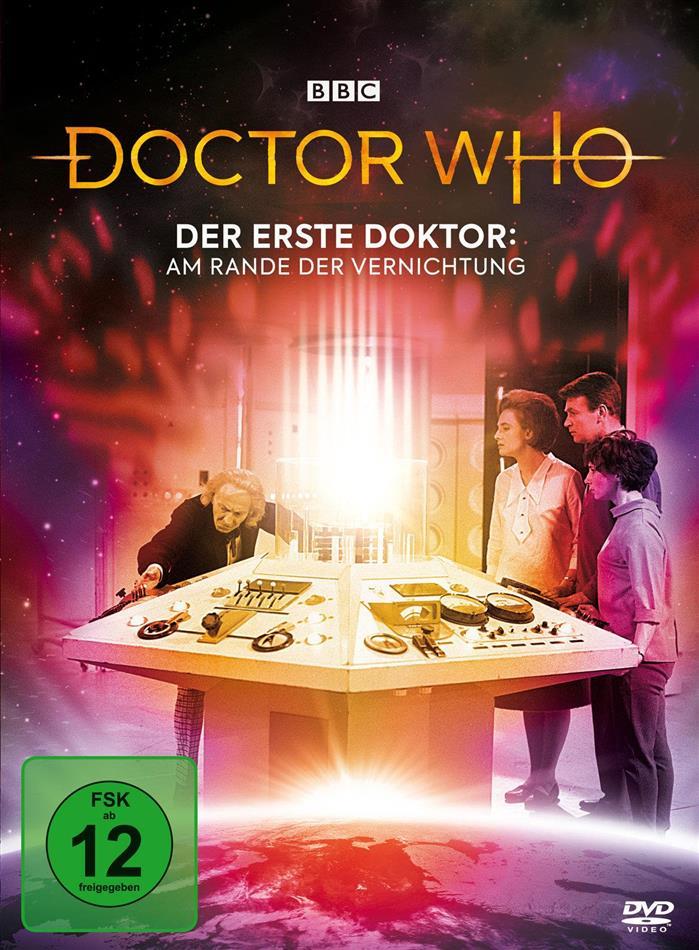 Doctor Who - Der Erste Doktor: Wie alles begann - Am Rande der Vernichtung (Digipack)